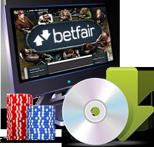 Betfair - software