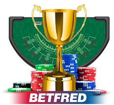 Betfred - game selection and tournaments