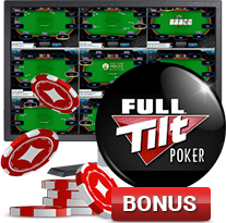 Details: Code is tested and working! Full tilt gives you a % first deposit bonus, up to $