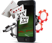 What is online iPhone poker?