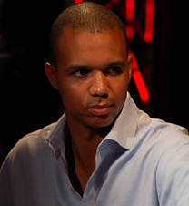 Phil Ivey portait
