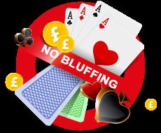 Semi - Good time to bluff