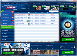 Betfred Lobby Preview