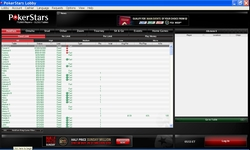 PokerStars Lobby Preview