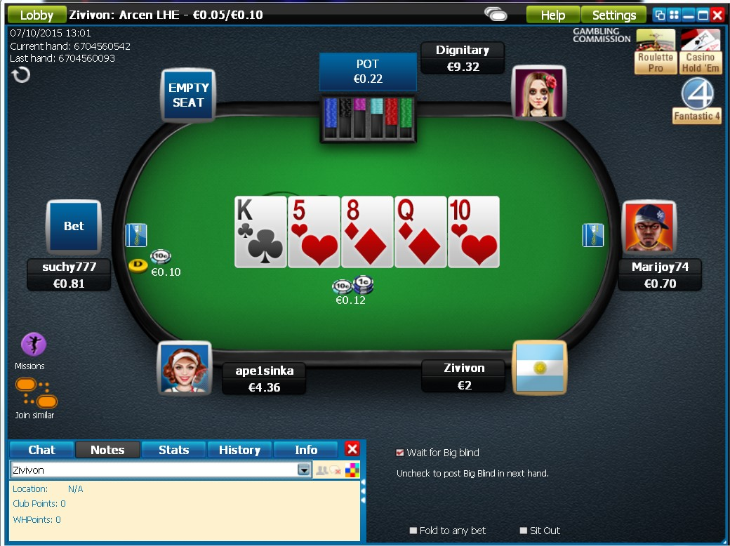 Playlists Containing: Spanking Poker Party (Nu-West)
